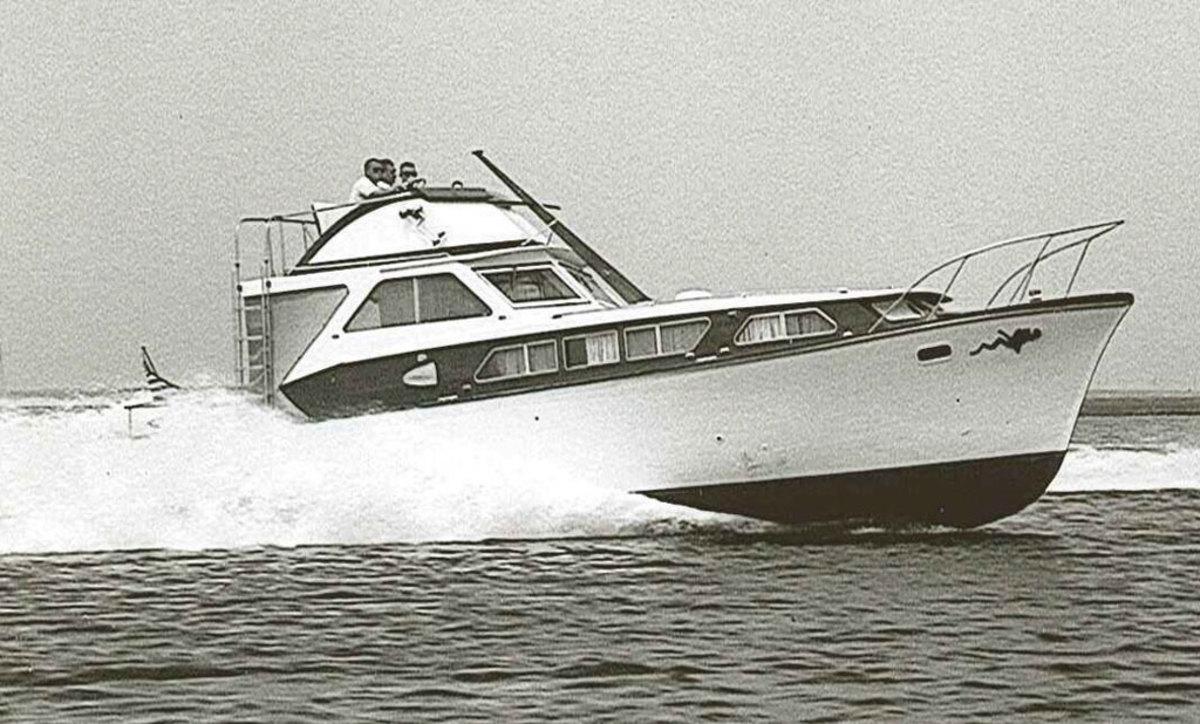 Classic Viking Yacht