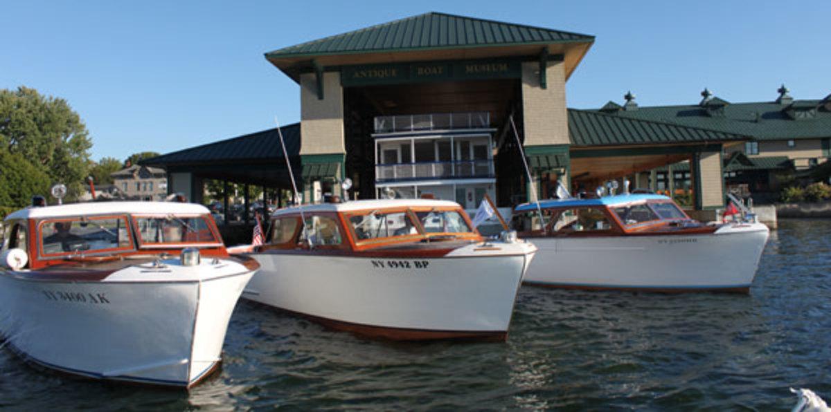 The Antique Boat Museum