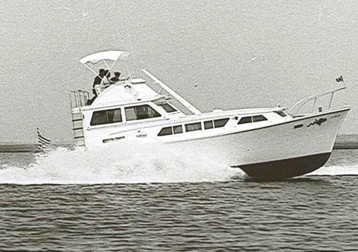 A classic Viking yacht