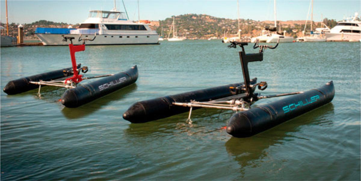 Schiller  Bike-Boats