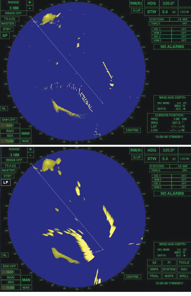 Short and Long Radar Pulses