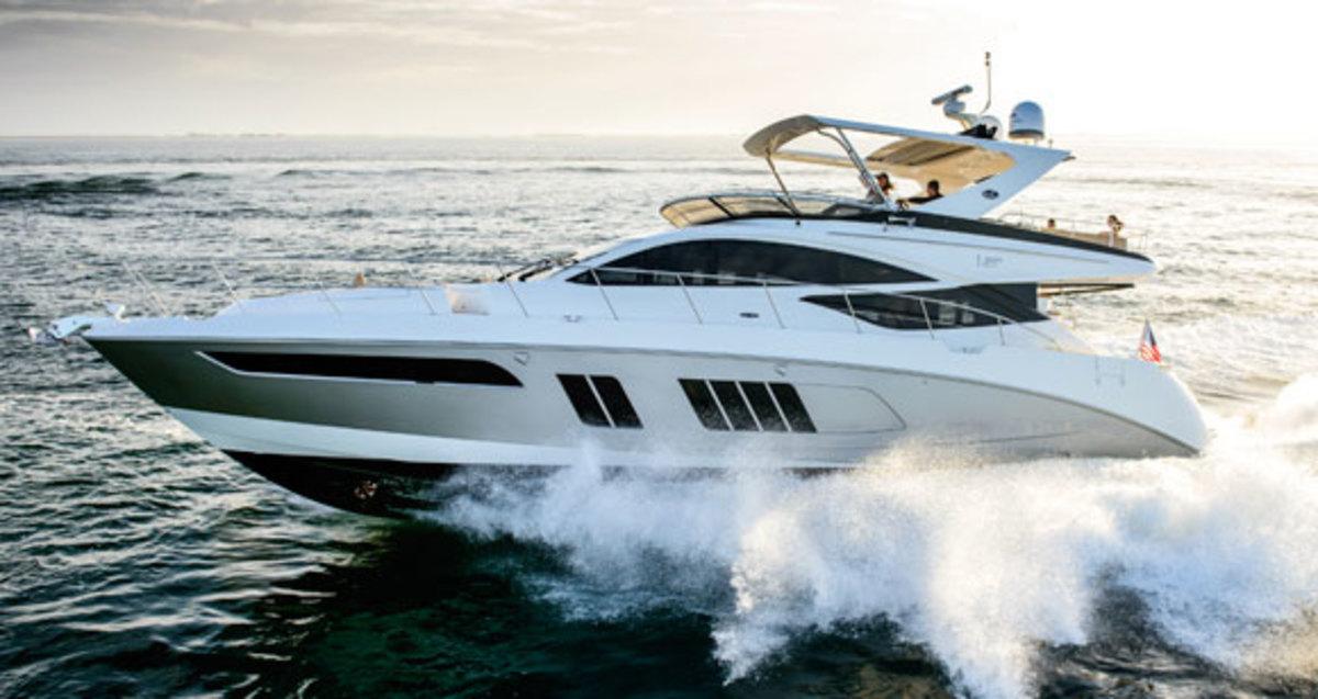 Sea Ray L650 Fly - Power & Motoryacht