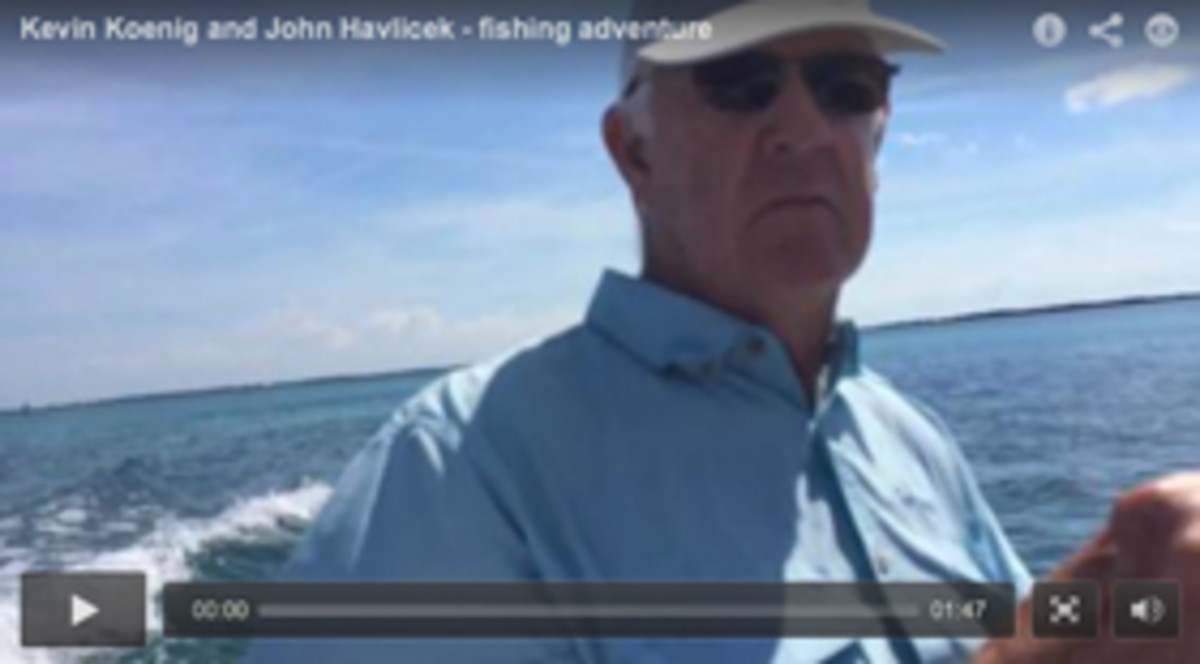 John Havlicek video