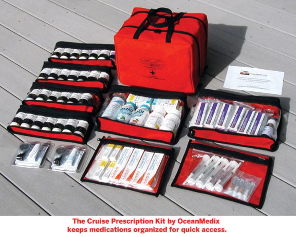 The Cruise Prescription Kit by OceanMedix