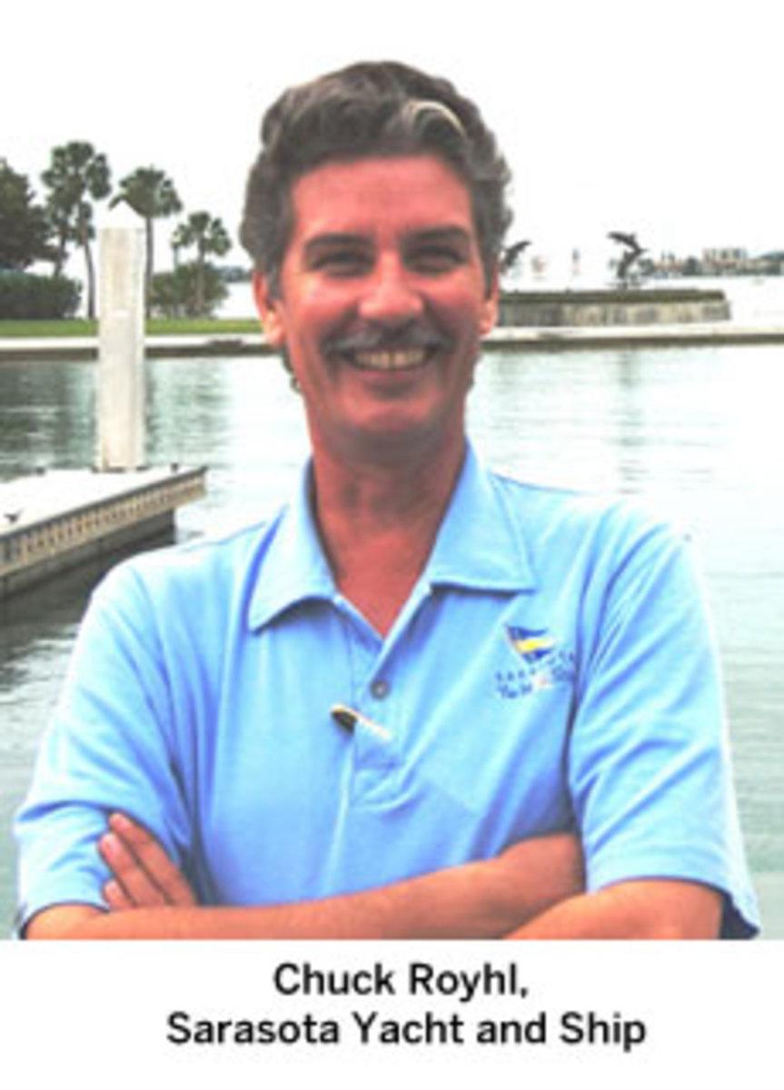 Chuck Royhl, Sarasota Yacht and Ship