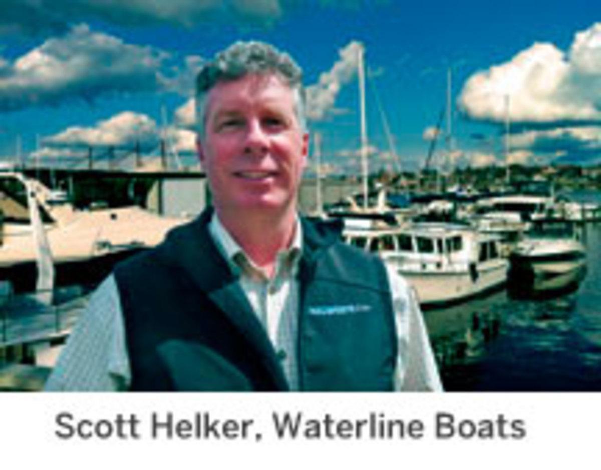 Scott Helker, Waterline Boats