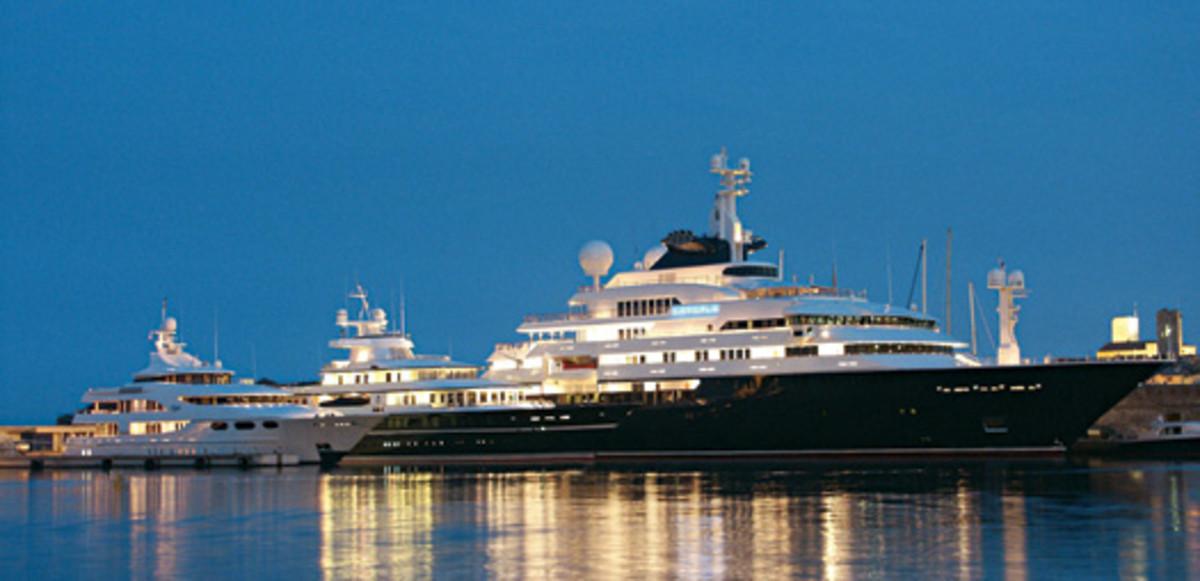 World S 100 Largest Yachts 2007 Power Motoryacht