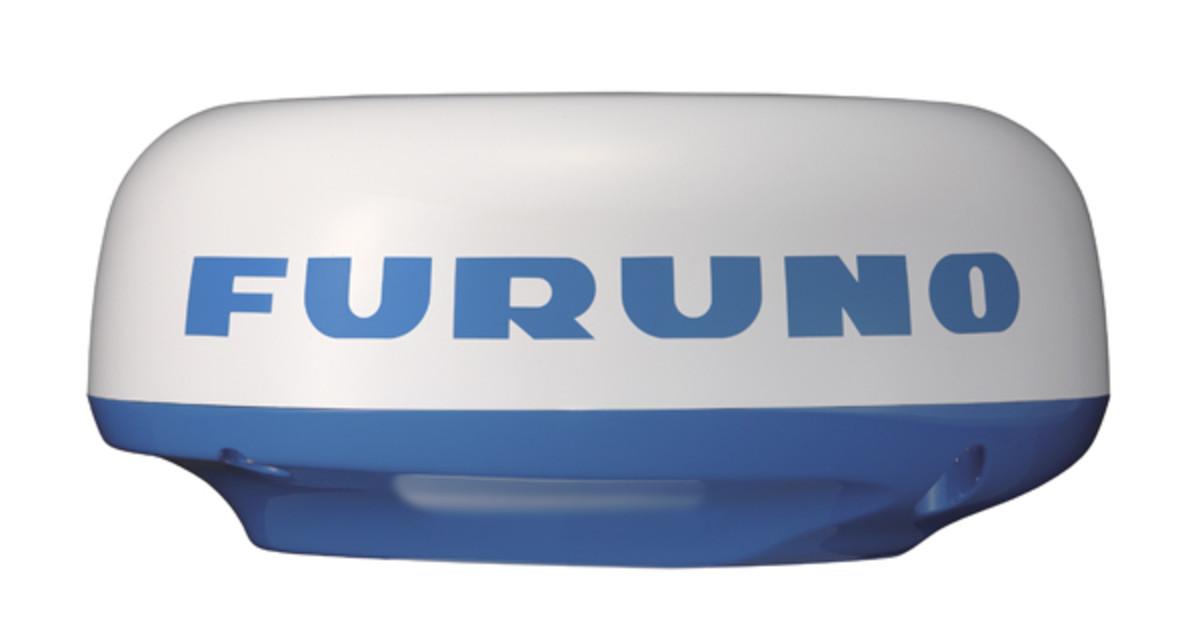 Furuno 4-Kilowatt DRS4DL UHD Radar