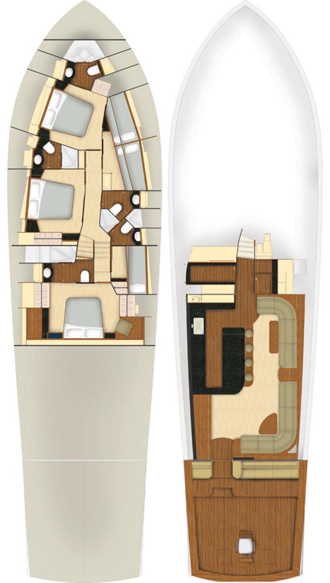 Weaver 80 deckplans
