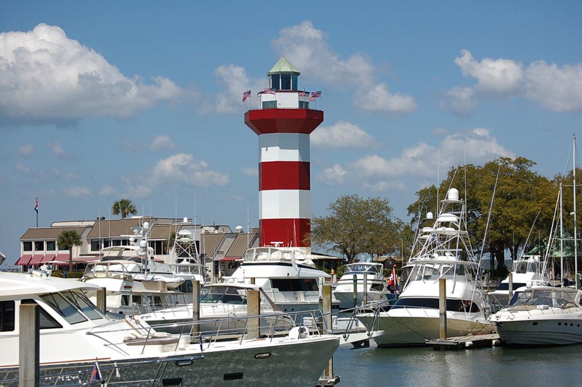 Harbour Town Yacht Basin