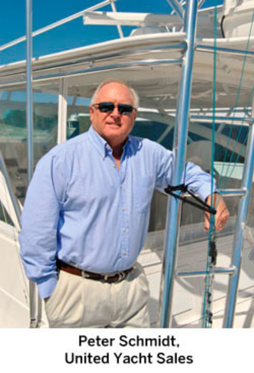 Peter Schmidt, United Yacht Sales