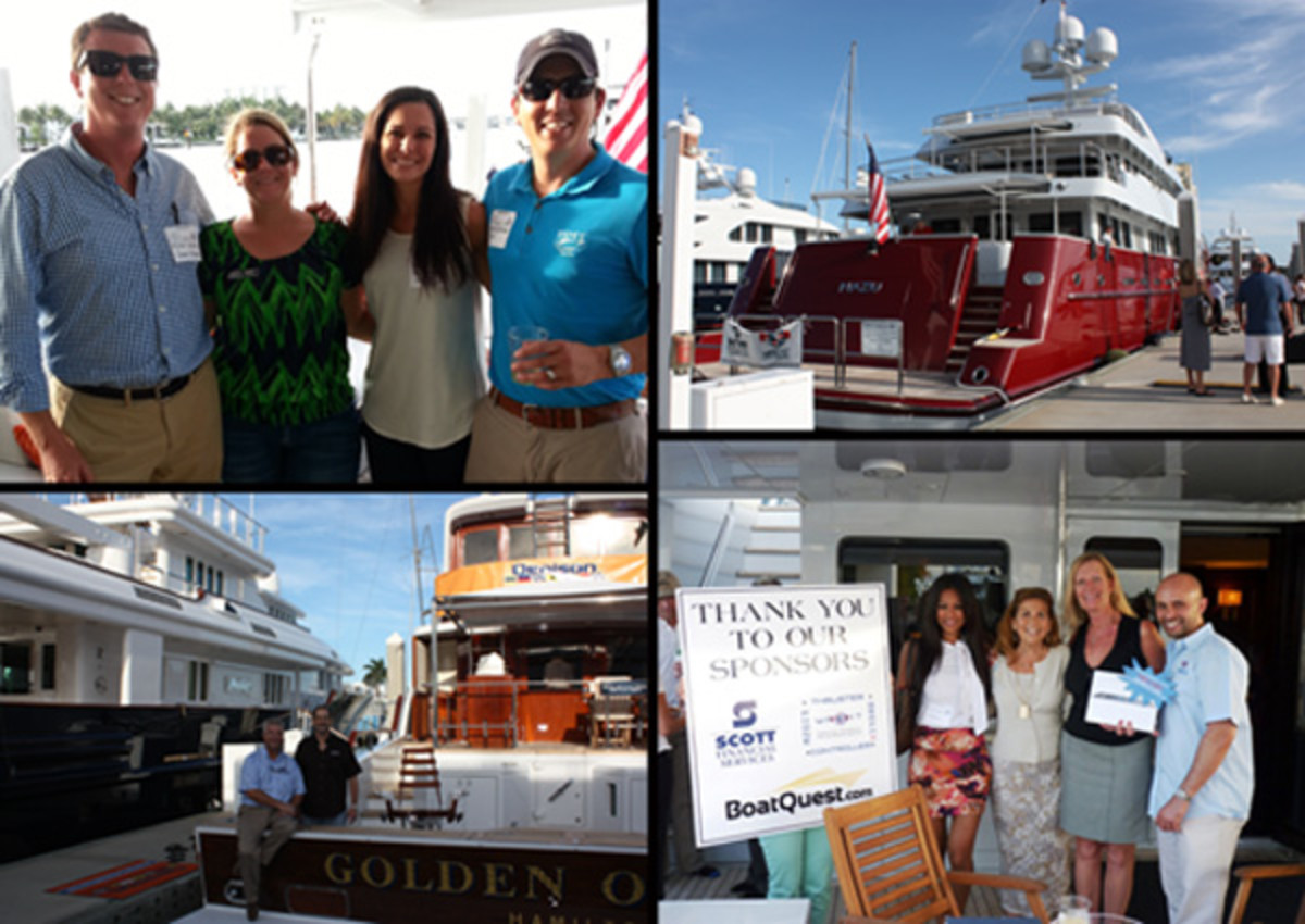 yacht brokers collage