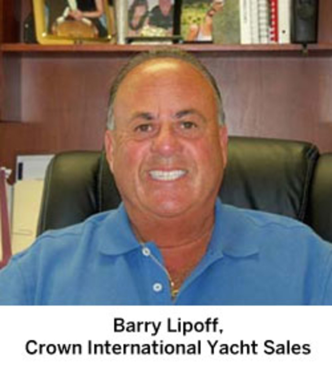 Barry Lipoff, Crown International Yacht Sales