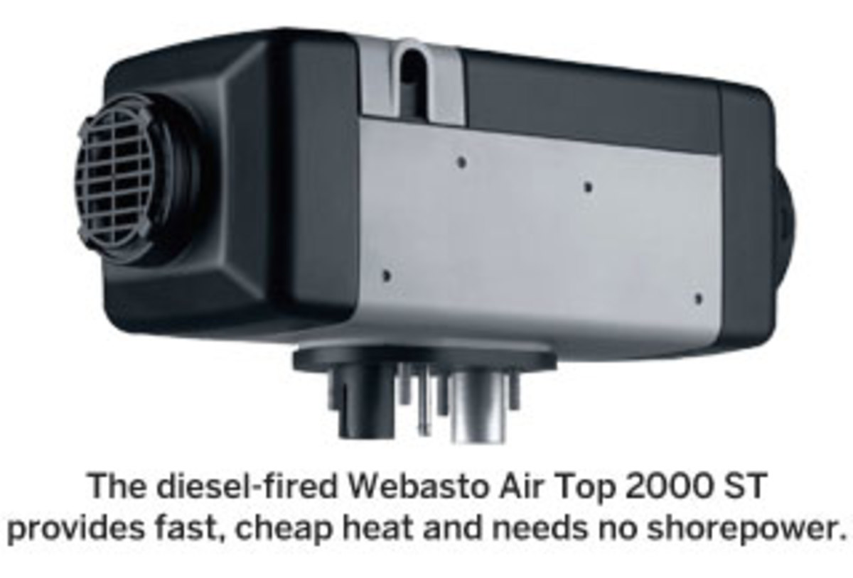 Webasto Air Top 2000 ST