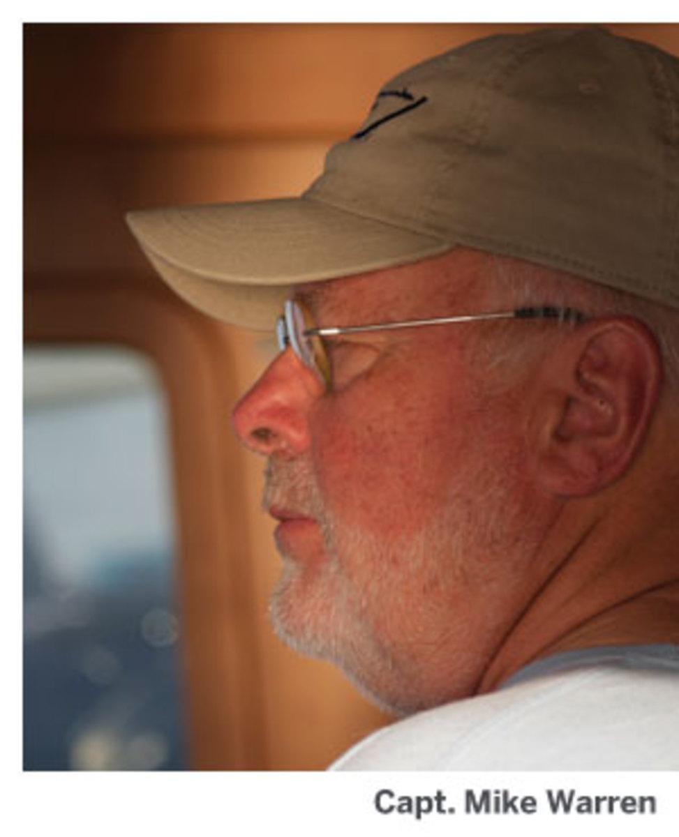 Capt. Mike Warren