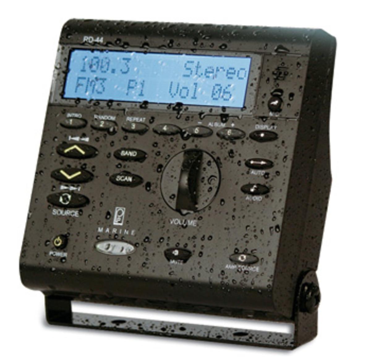 Poly-Planar Modular Marine Stereo - Power & Motoryacht
