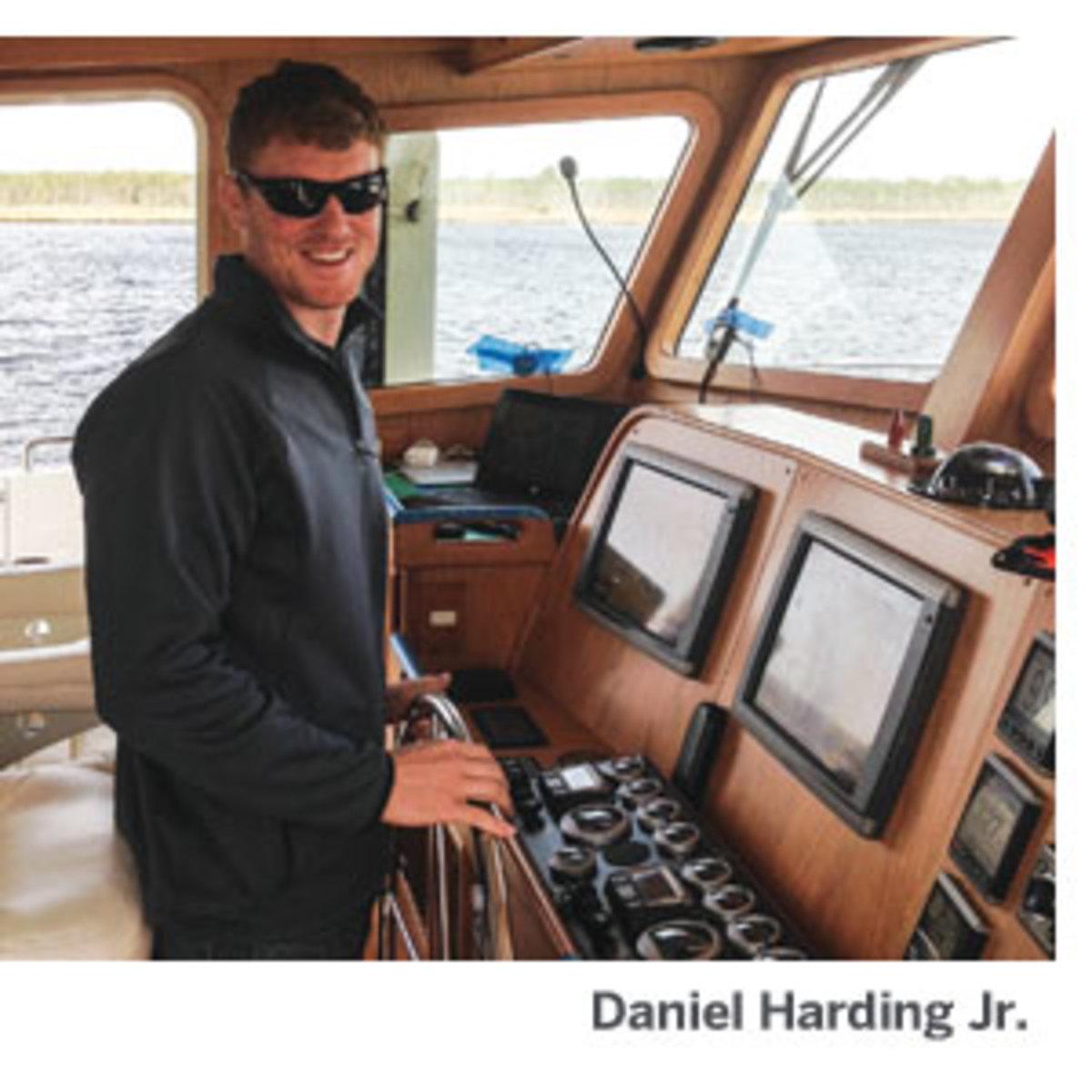 Daniel Harding Jr.