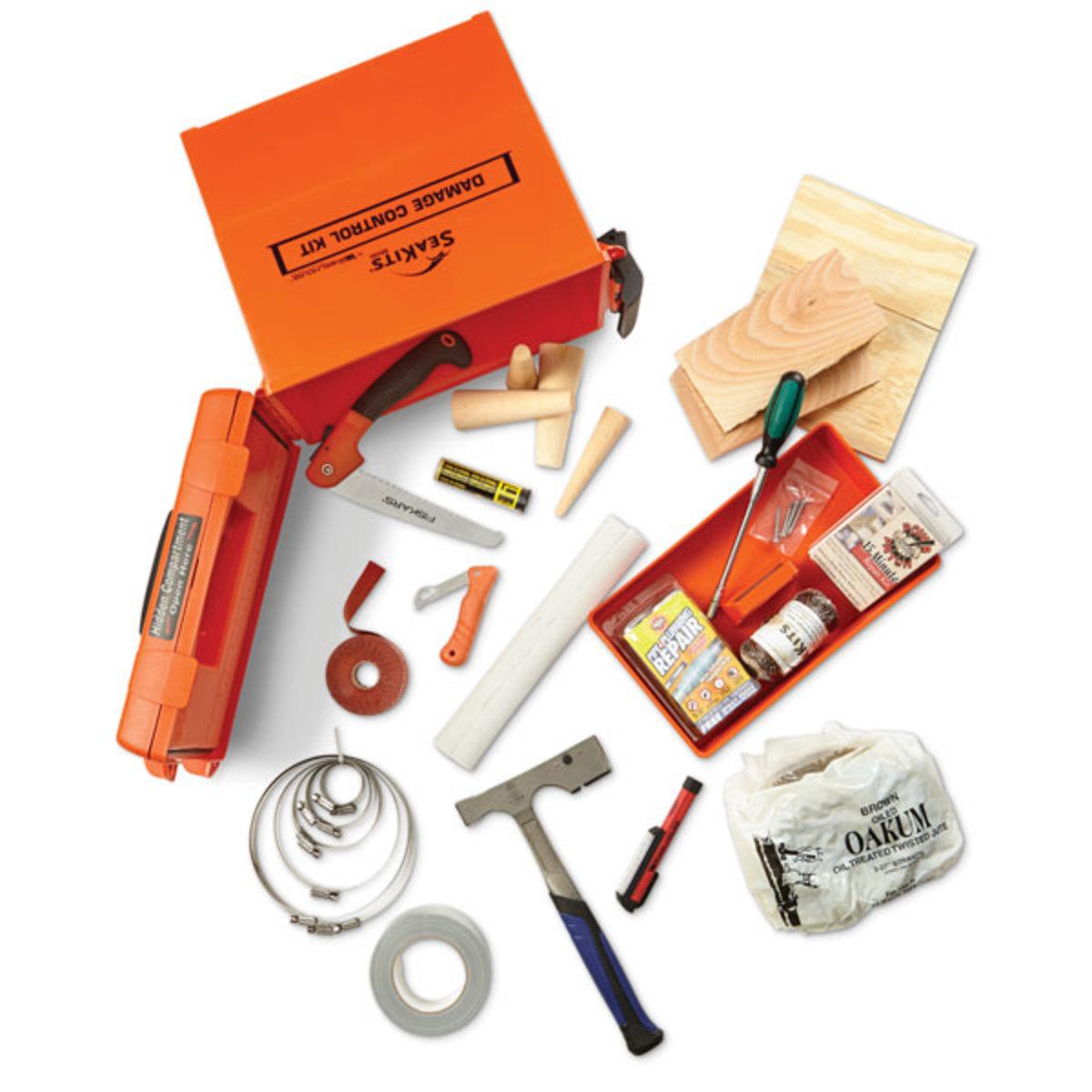 Damage Control Kit from Wheelhouse Technologies