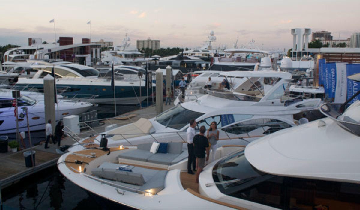 Ft Lauderdale boat show