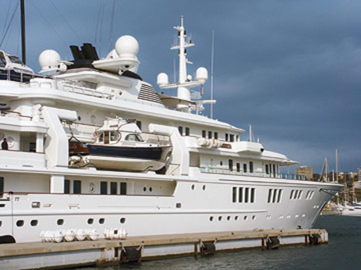 America S 100 Largest Yachts 2006 4 Tatoosh Power Motoryacht