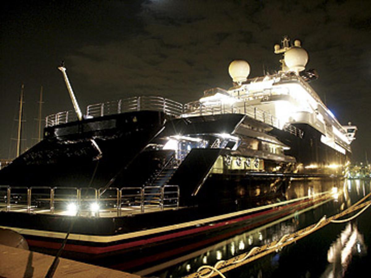 America S 100 Largest Yachts 2006 2 Octopus Power Motoryacht