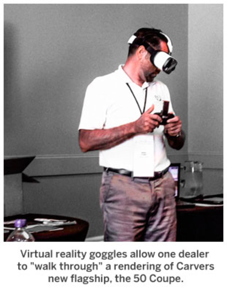 Carver Virtual Reality