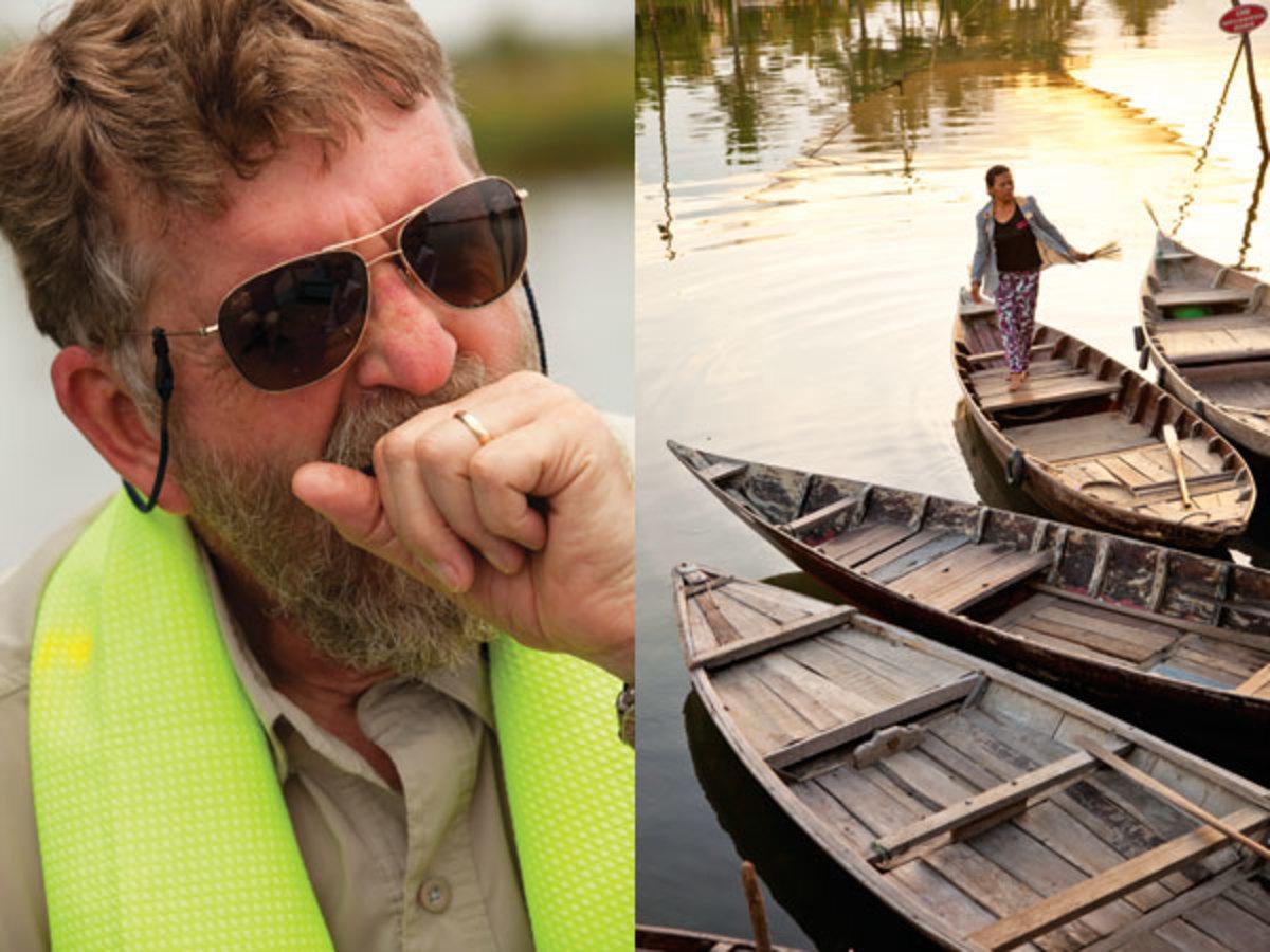 Capt. Bill Pike in Vietnam