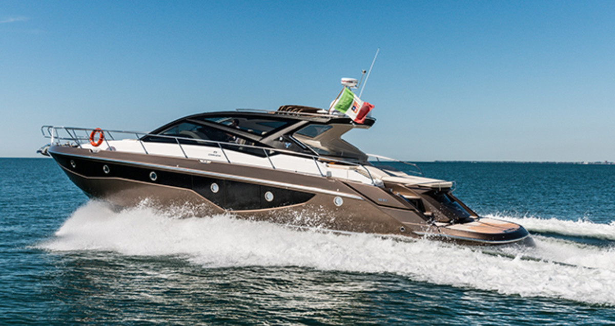 Tested: Cranchi 60 ST