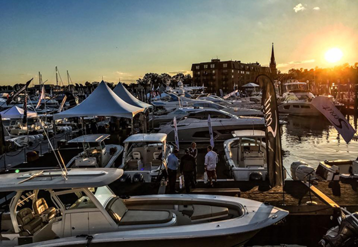 2016 Annapolis Boat Show
