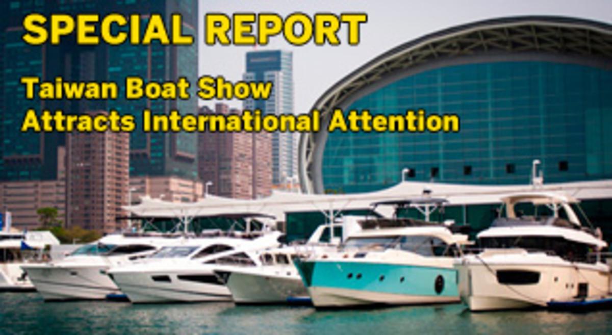 Taiwan Boat Show