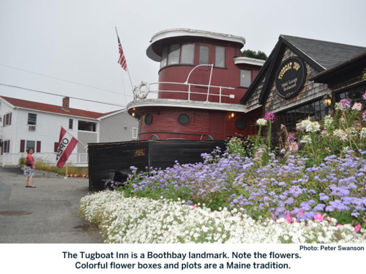 The Tugboat Inn