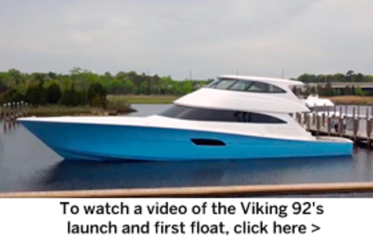 The Viking 92 EB
