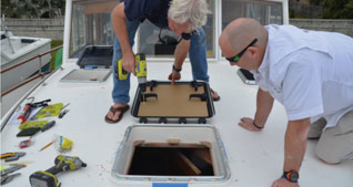 Boat hatch
