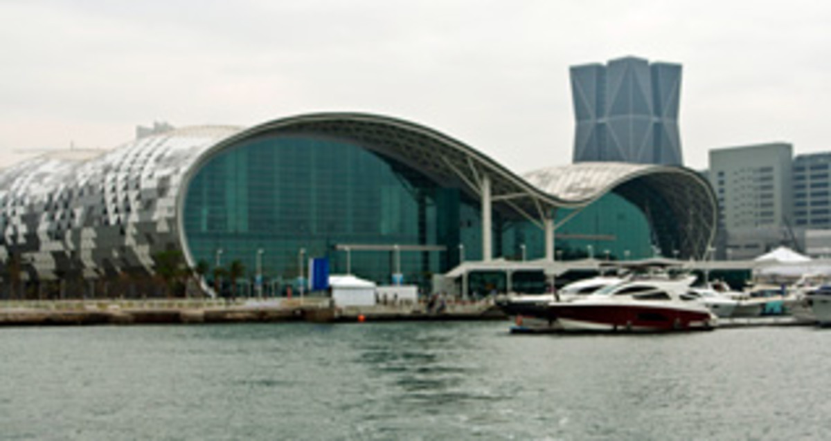 Taiwan International Boat Show