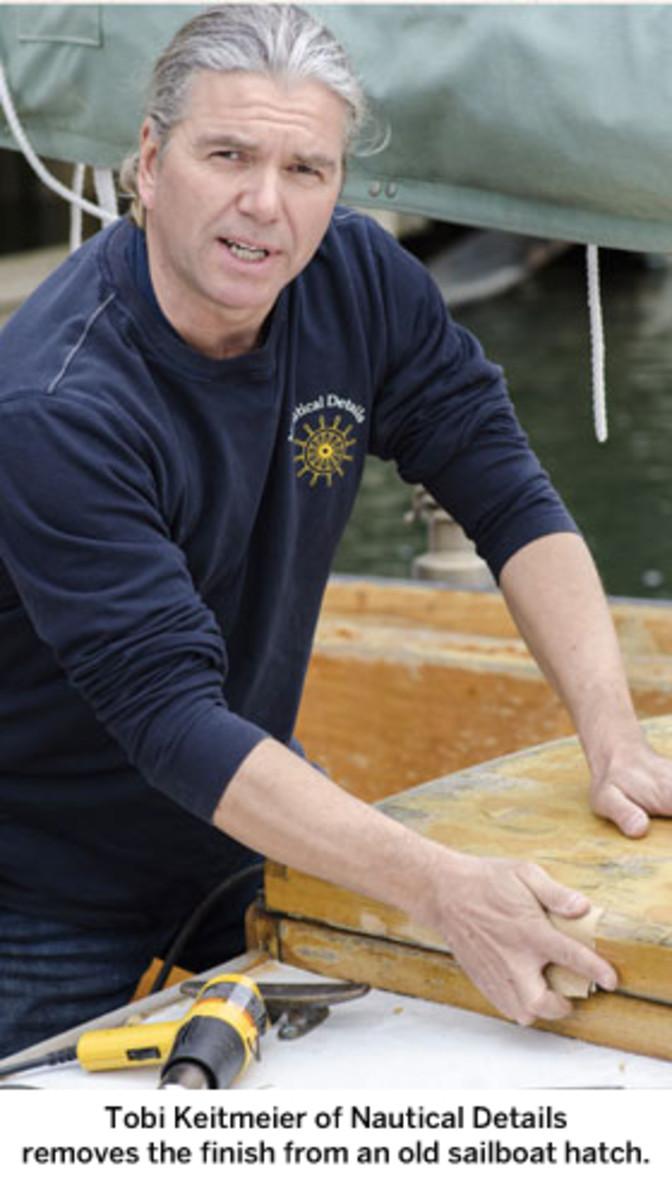 Tobi Keitmeier of Nautical Details