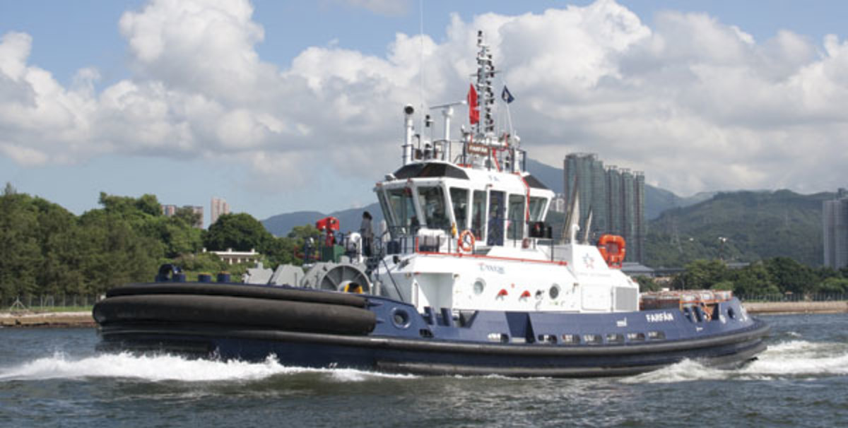 Panama tug