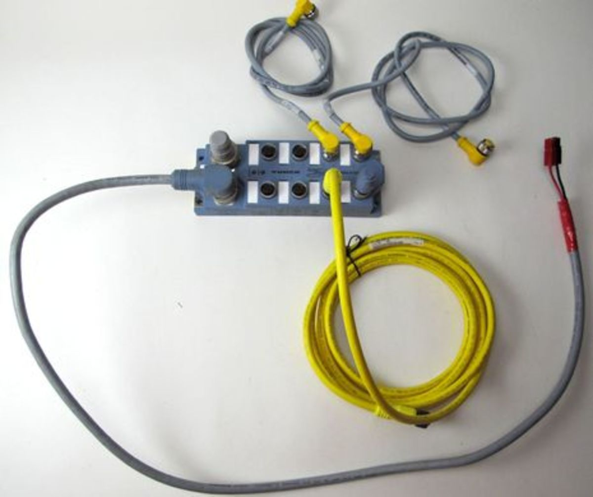 Quality Nmea 2000 Cabling The Ebay Way Power Motoryacht T Connector Wiring Diagram Basic Network Cpanbo