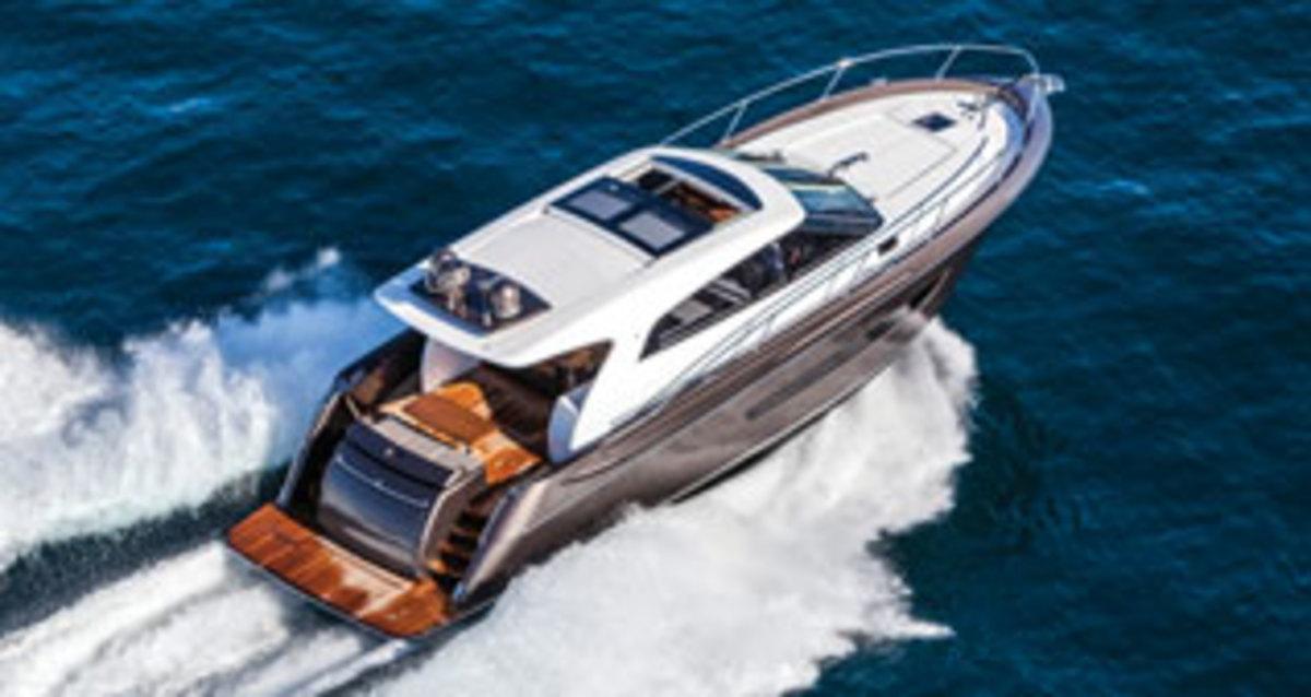 Elandra 53 Sport Yacht