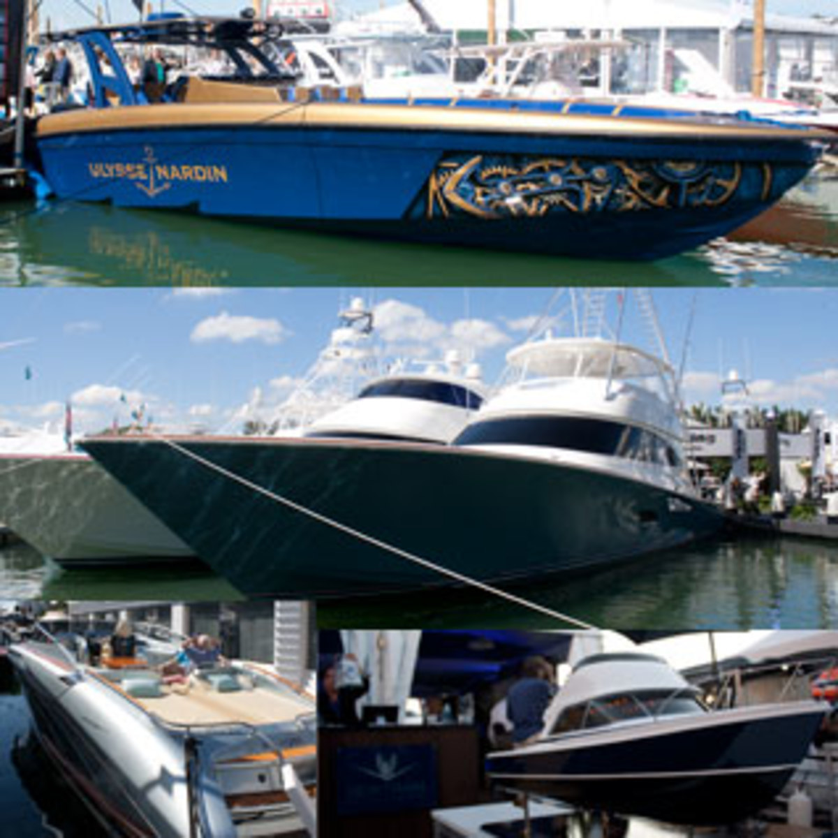 2016 Miami boat shows