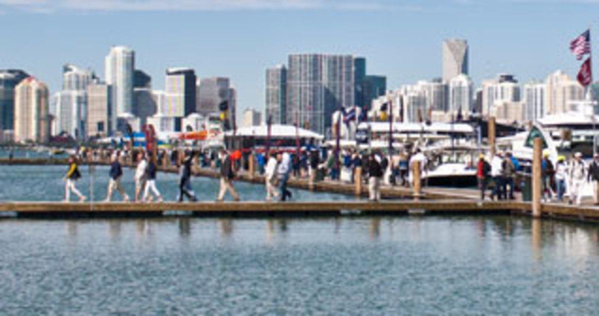 2016 Miami Boat Show
