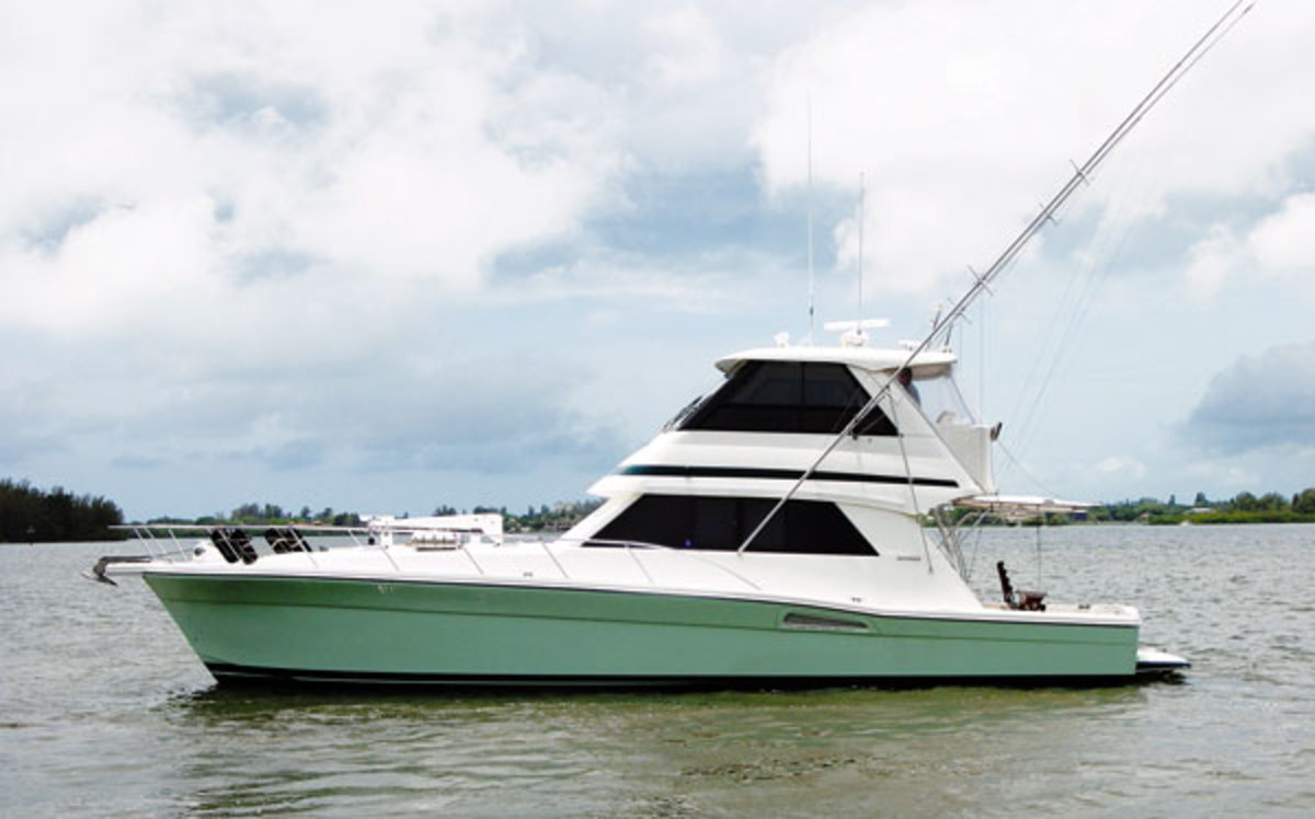 Riviera 48 Convertible