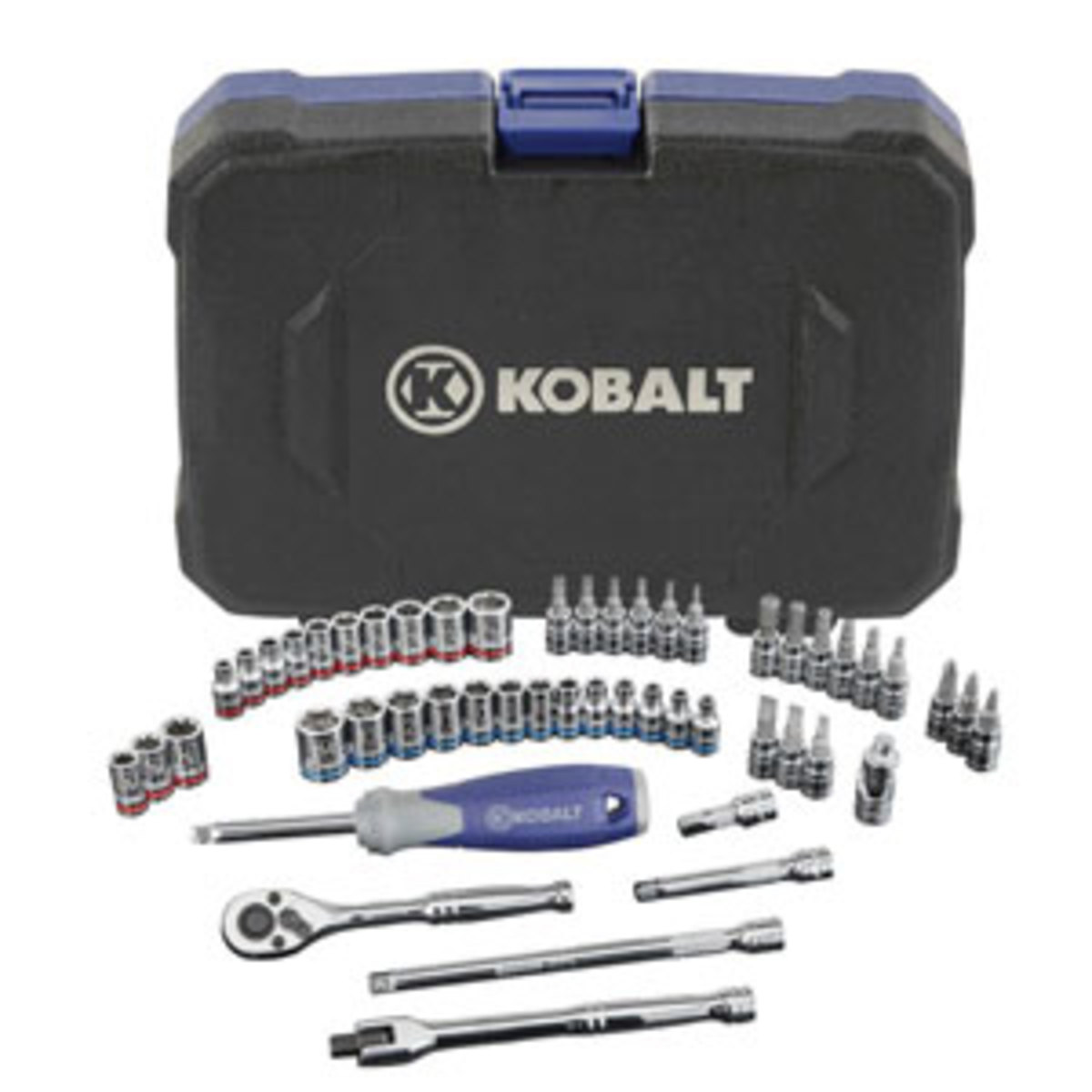 Lowe's Kobalt 138-Piece Socket Set