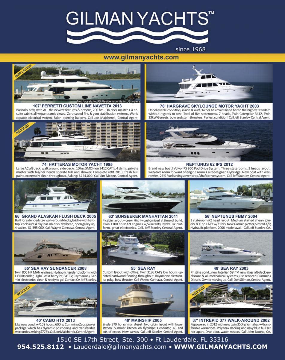 Gilman Yachts