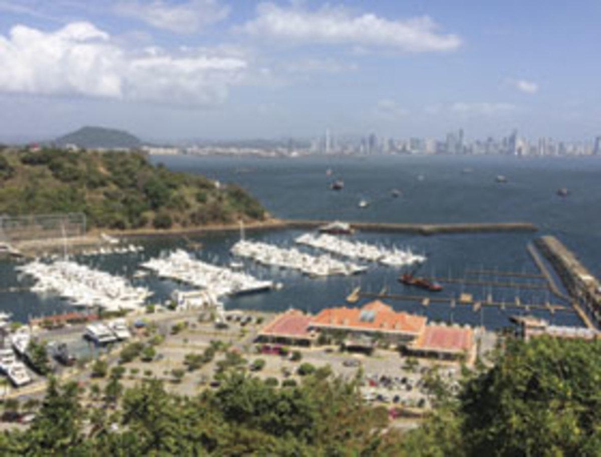 The Panama International Boat Show