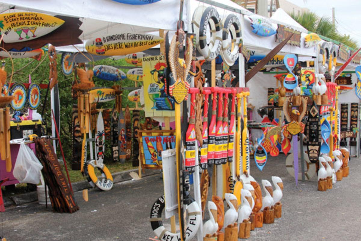 Dania Marine Flea Market