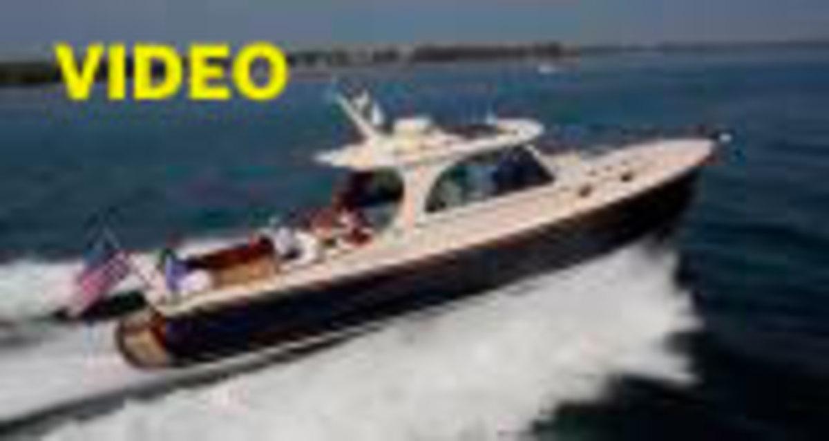 Hinckley MK III Picnic Boat
