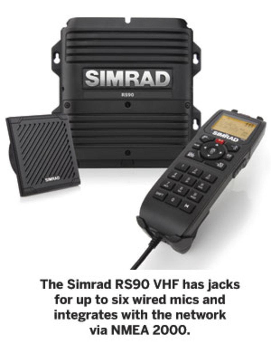 Simrad Electronics