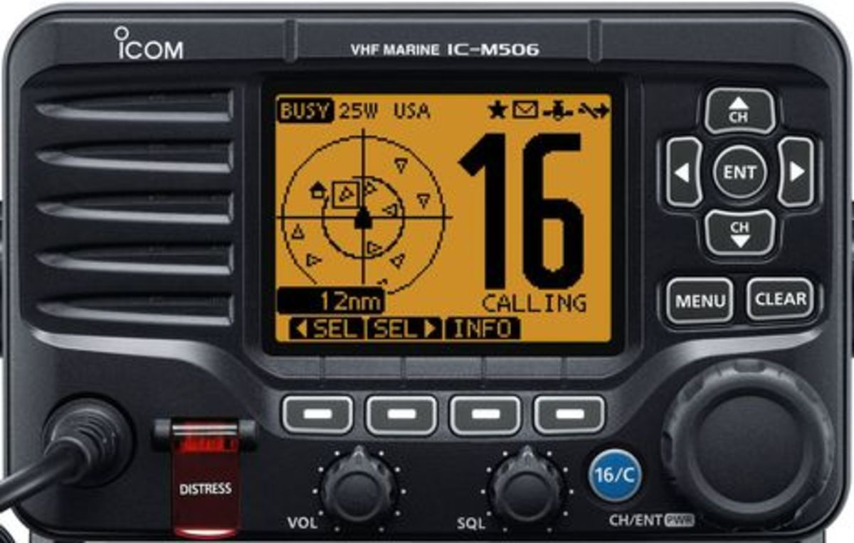 Icom M506 Five Models Of Goodness Power Motoryacht I Wiring Diagram Ic Apanbo