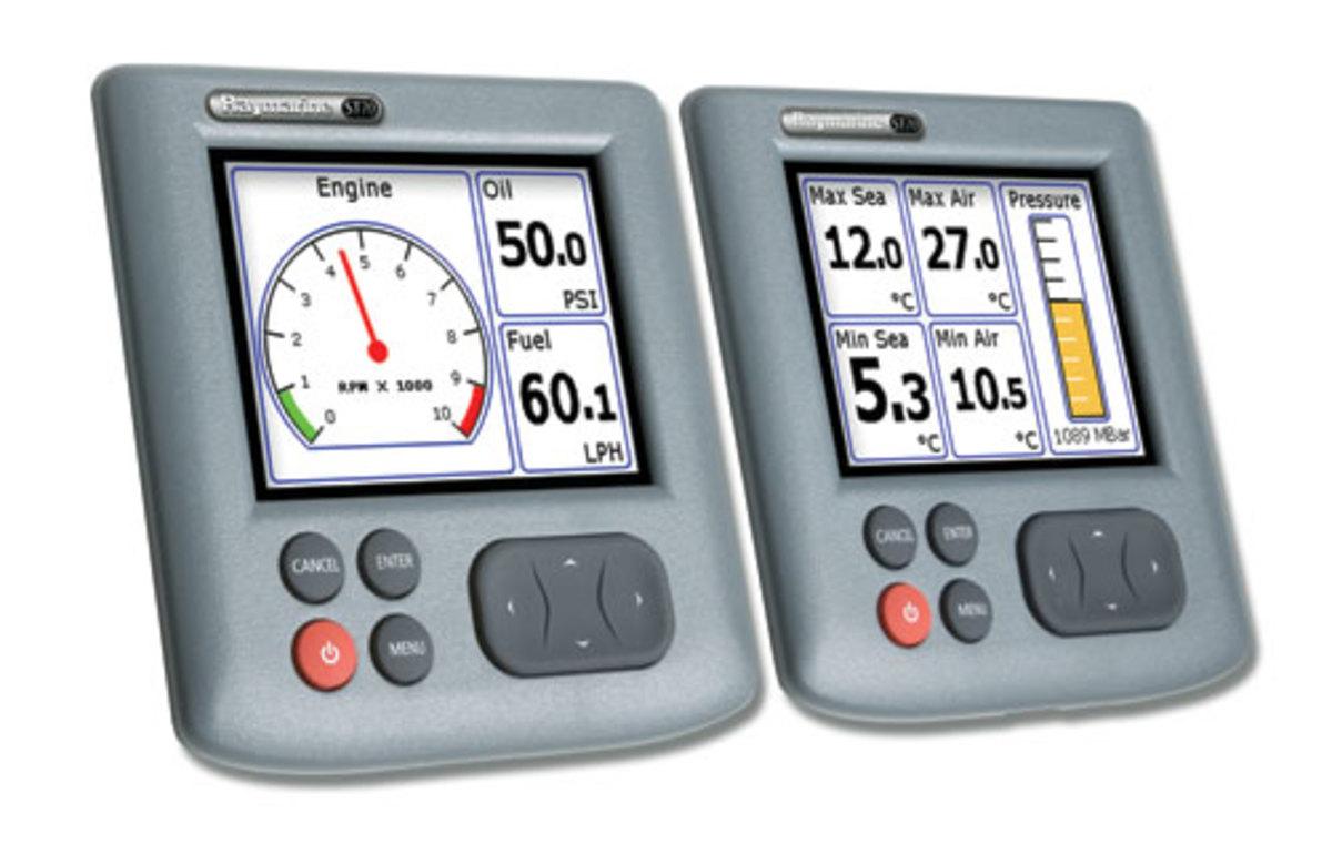 raymarine st70 power motoryacht rh powerandmotoryacht com Raymarine St 2000 raymarine st70 installation manual