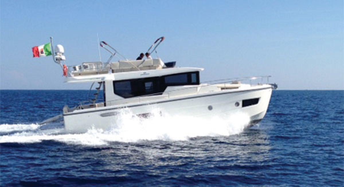 Cranchi 43 ECO Trawler